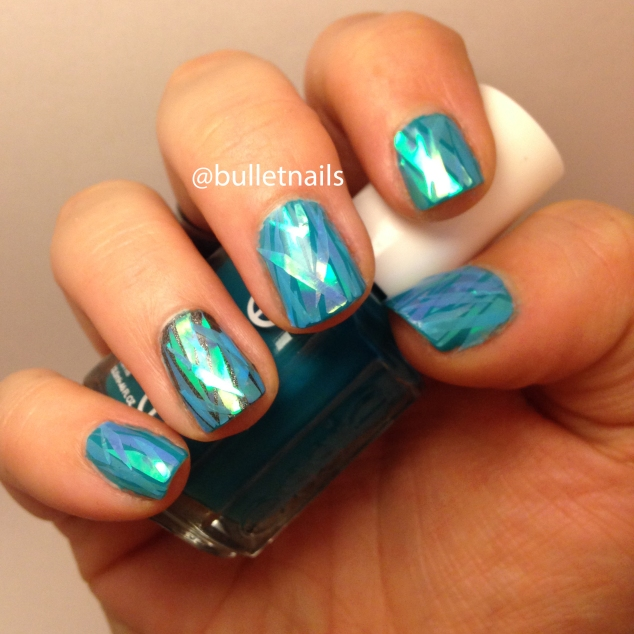 40gnai - winter | @bulletnails