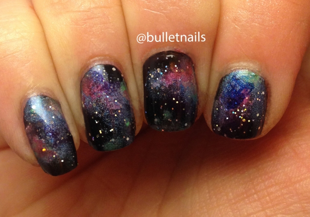 40gnai - wibbly wobbly new years | @bulletnails