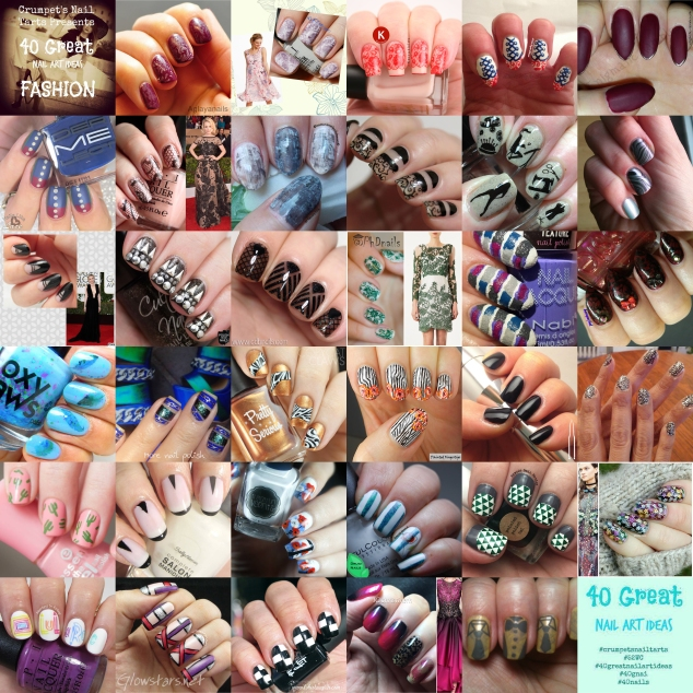 40gnai - fashion | @bulletnails