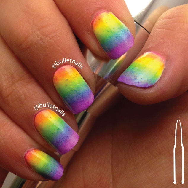 40gnai - neon | @bulletnails