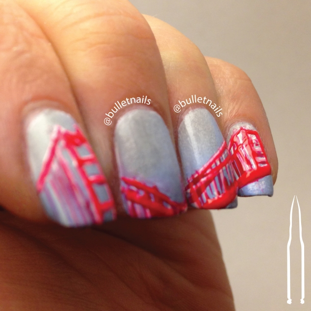40gnai - summer | @bulletnails