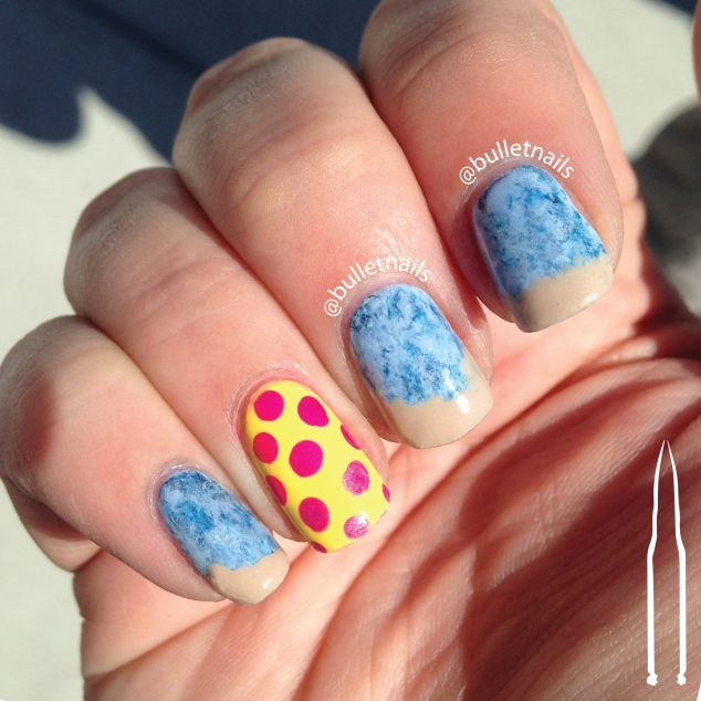 40gnai - beach | @bulletnails