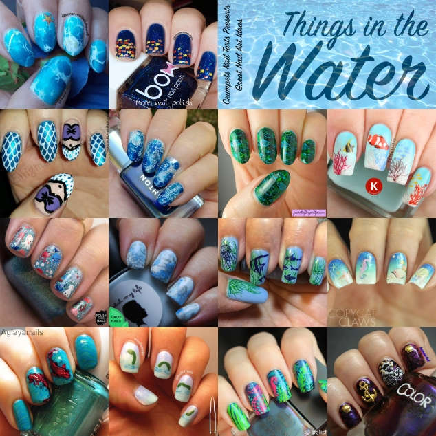 40gnai - things in the water | @bulletnails