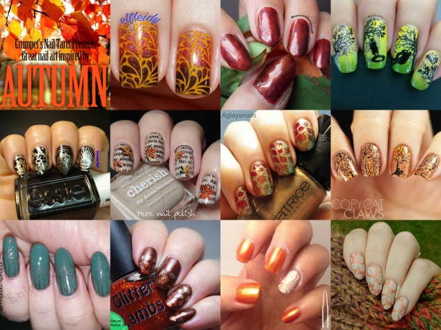40gnai - autumn | @bulletnails