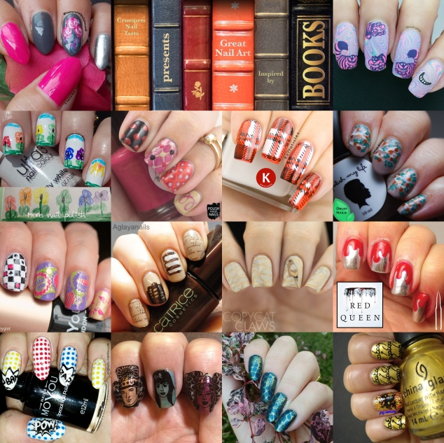 40gnai - books | @bulletnails