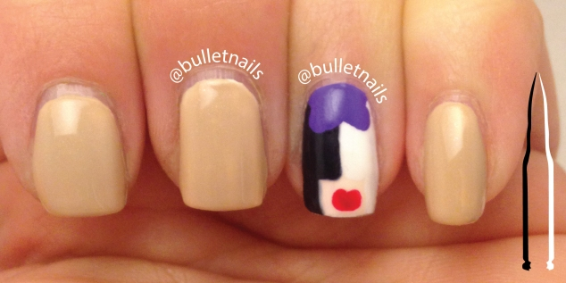 SIA | @bulletnails
