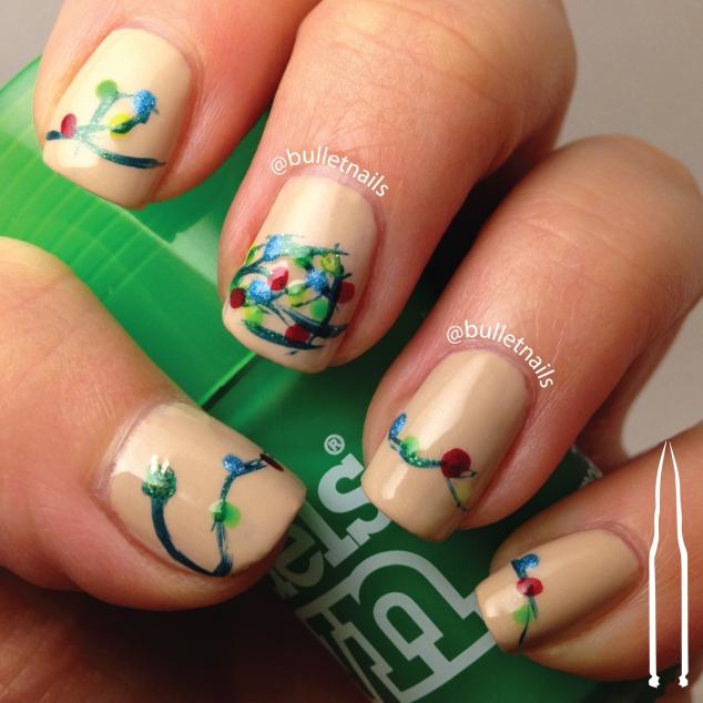 26gnai - holiday preparations | @bulletnails