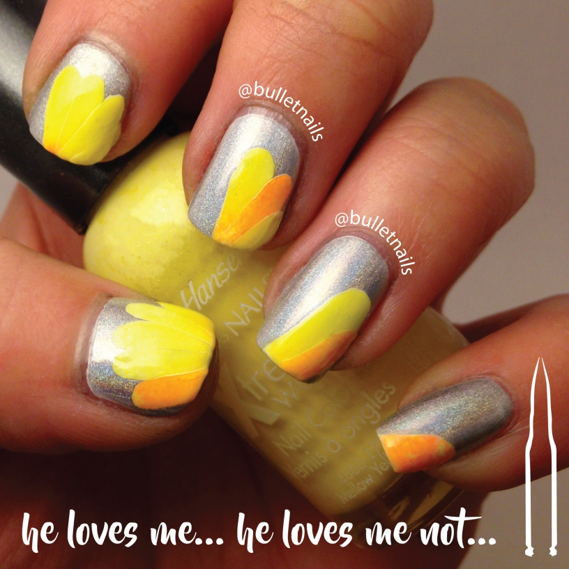 ncu - anti-valentine | @bulletnails